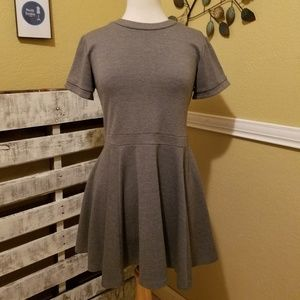 H&M Knit Basic Skater Dress Small